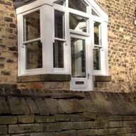 sliding sash wooden window